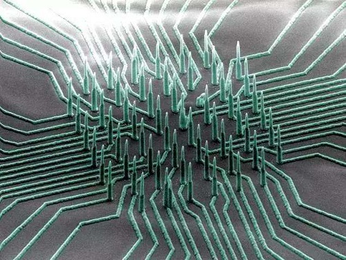 Characteristics of water-proofing agent made of nanometer silicon